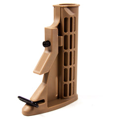 【Hunter Select】AR-15 Mil-Spec Standard Carbine Buttstock Tan/OD Green #00251