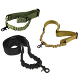【Hunter Select】AR-15 Single Point Bungee Sling Black/ Tan/ Green #00286