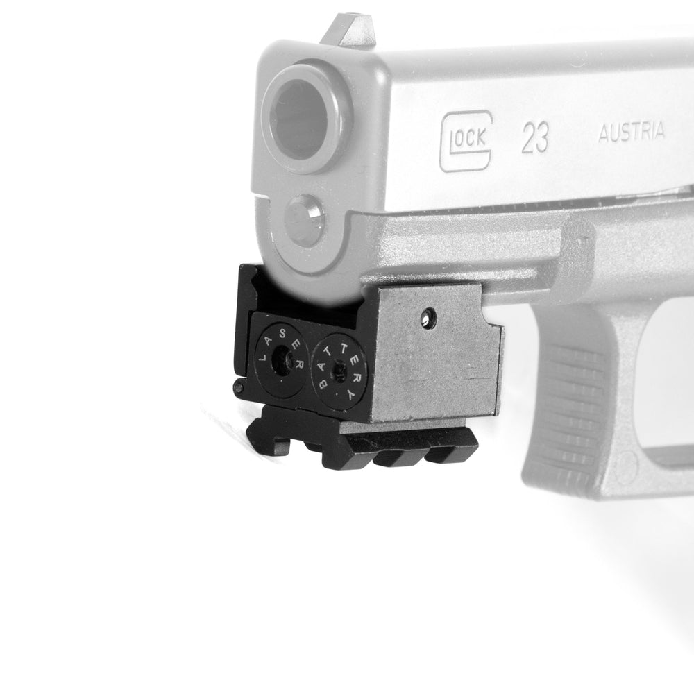 【Hunter Select】5Mw Pistol Square Compact Red Laser Sight #00282