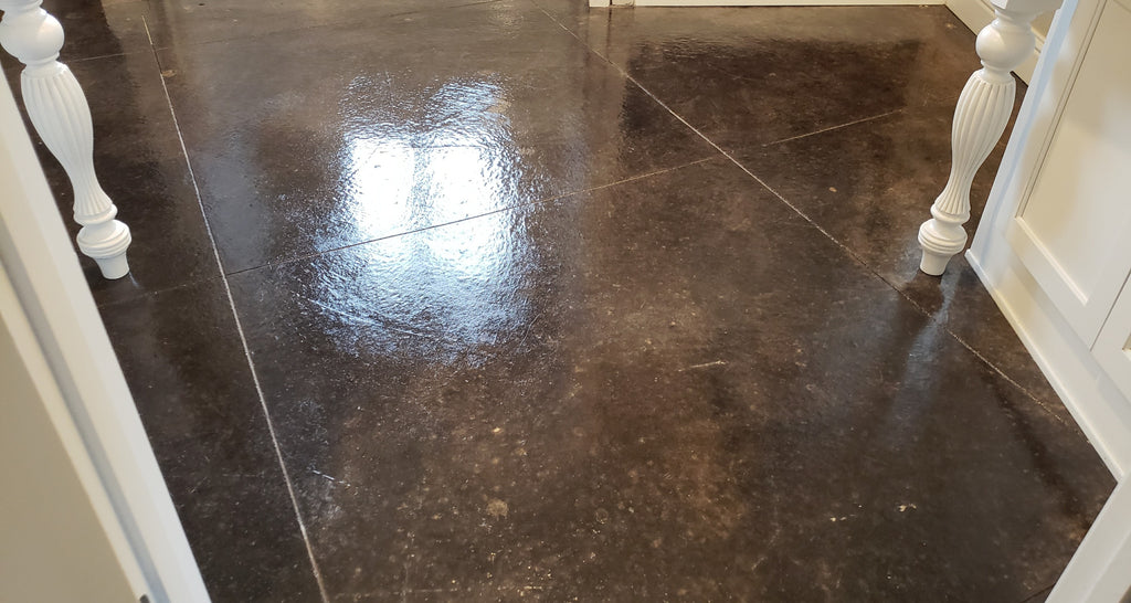 Lubbock Concrete Stain and Acid Staining