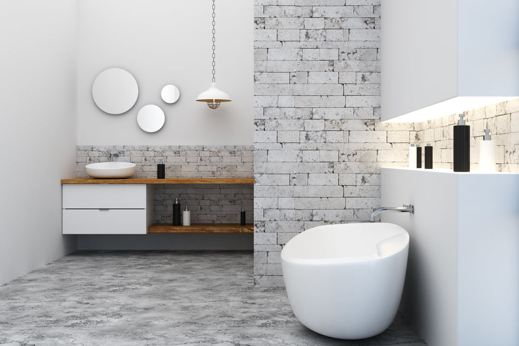 Natural Gray Color Flooring