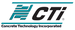 Authorized CTI Concrete Technology Incorporated Dealer