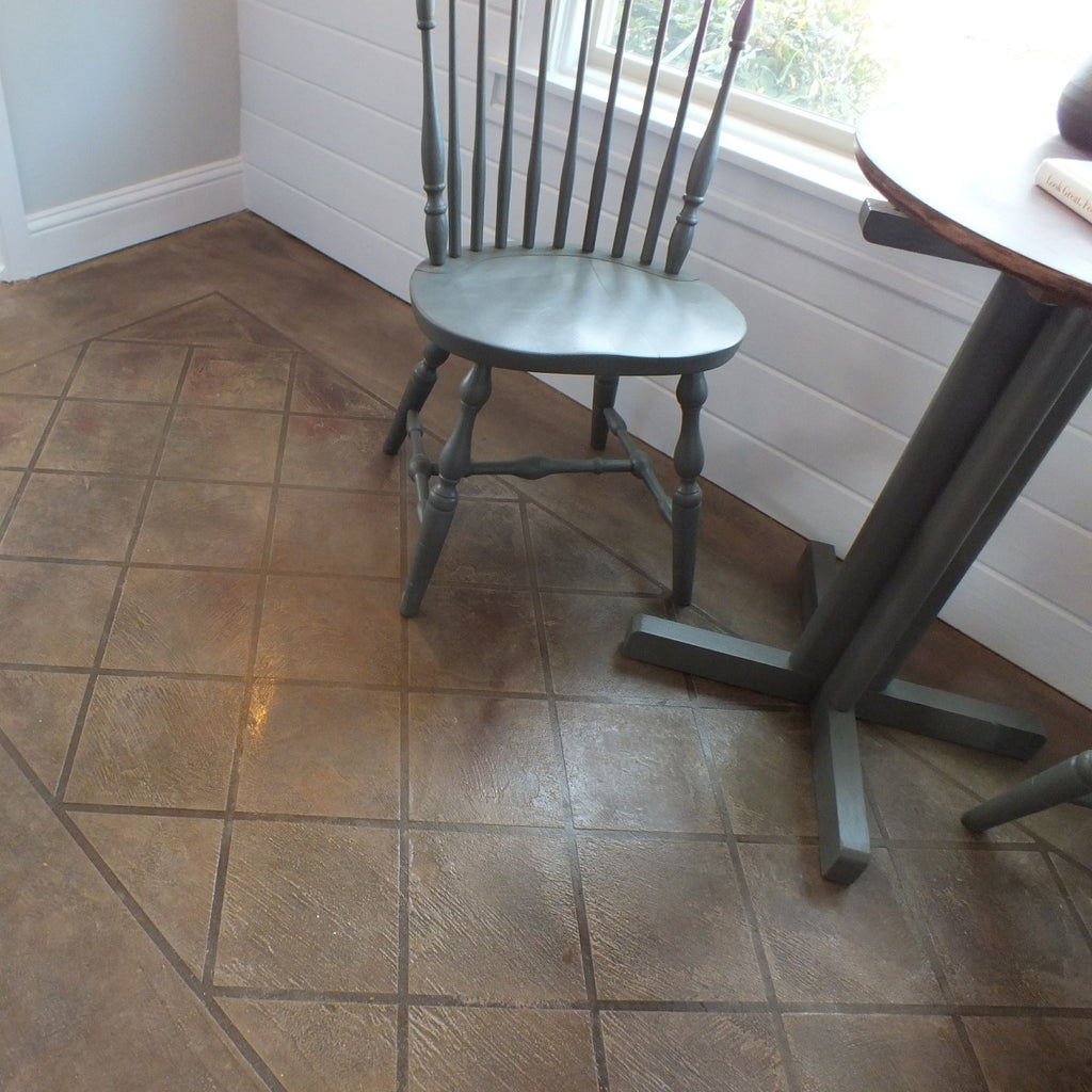 Bungalow Square Tile Patterns | Lubbock Tile Flooring | Install Price Sq Ft