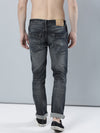 COBB Grey Washed Slim Fit Jeans