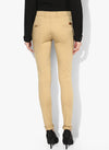 miss forever beige slim fit chinos