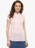 Miss Forever Pink Solid Top