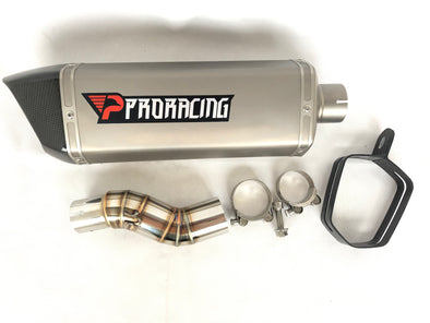 Honda CBR500R 13 14 15 ProRacing®Exhaust Link Pipe Silencer Stainless