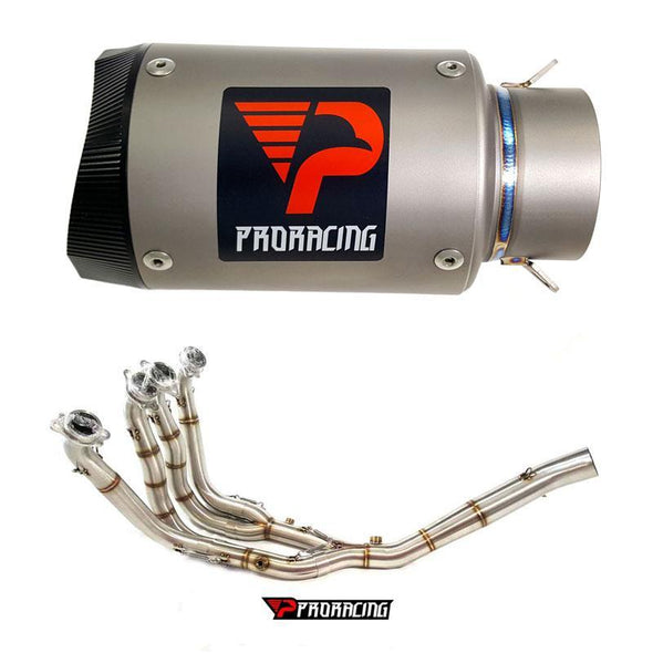 BMW S1000RR Full System (09-14) ProRacing®Exhaust Titanium