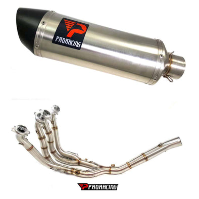 For BMW S1000RR header system link pipe 09 10 11 12 13 14