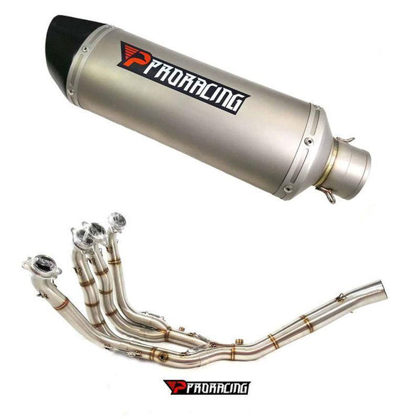 BMW S1000RR Full System (15-16) ProRacing®Exhaust Titanium
