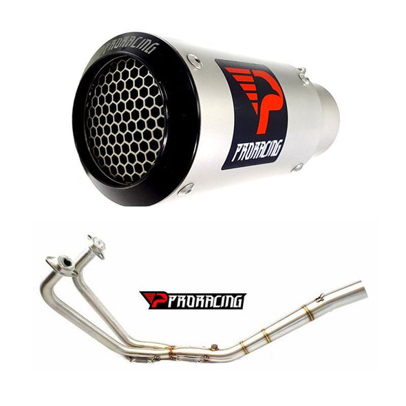 Yamaha YZF R3 (14-16) ProRacing®Exhaust Full System Stainless