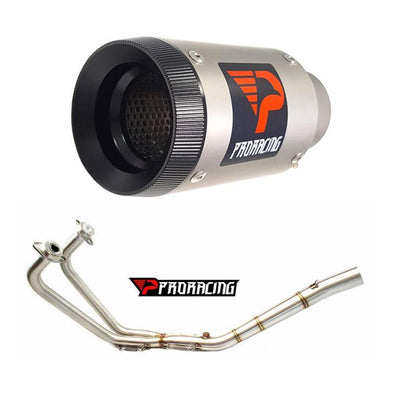 Yamaha YZF R25 (14-16) ProRacing®Exhaust Full System Titanium