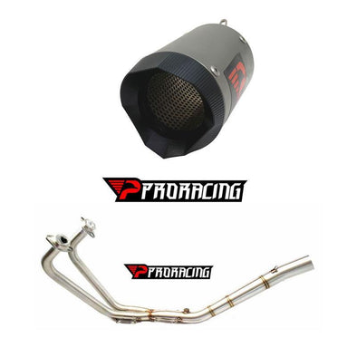 Yamaha YZF R3 (14-16) ProRacing®Exhaust Full System Titanium