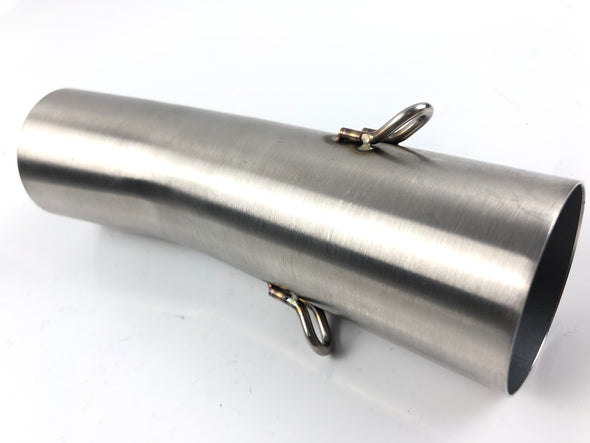 Suzuki GSXR1000 (09-14) ProRacing®Exhaust Link Pipe Stainless
