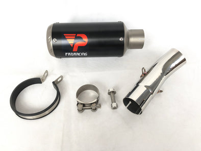 Suzuki GSX-R 600/750 (11-14) ProRacing®Exhaust Decat and Silencer Titanium