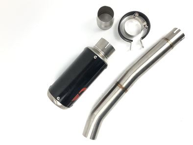 Yamaha YZF R6 12 13 14 16 ProRacing®Exhaust Link Pipe Silencer Stainless