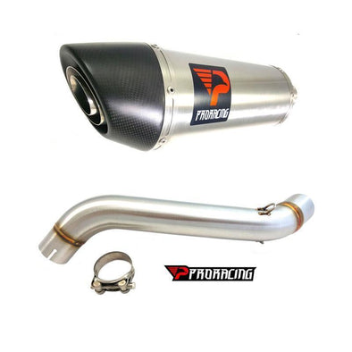 Honda VFR 1200 FX 11 12 ProRacing®Exhaust Link Pipe Silencer Stainless