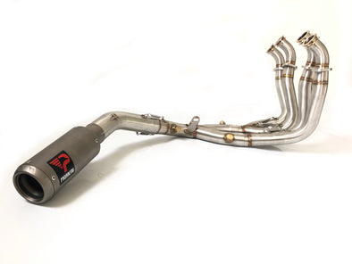 Yamaha YZF R1 (17-18) Full System ProRacing®Exhaust Titanium
