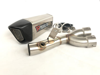 Yamaha YZF R6 06 07 08 09 ProRacing®Exhaust Decat Silencer Stainless