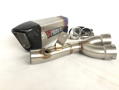 Yamaha YZF R6 16 15 14 13 12 ProRacing®Exhaust Decat Silencer Stainless
