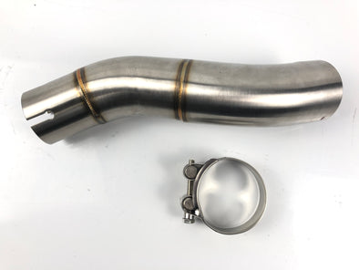 Triumph Speed Triple (11-16) ProRacing®Exhaust Link Pipe Stainless