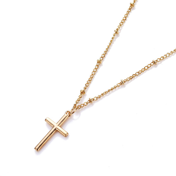 Spirit - Classic Cross Necklace