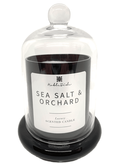 SEA SALT & ORCHARD - LUXURY SCENTED CANDLE