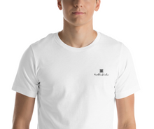 Load image into Gallery viewer, NOBLE SIDE TEE - WHITE