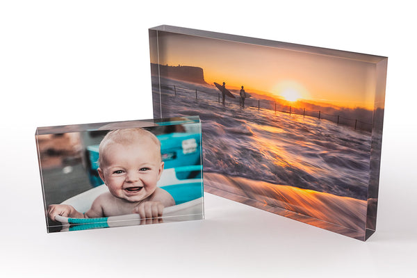 Order Acrylic Photo Blocks
