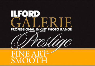 Ilford Fine Art Smooth Prints