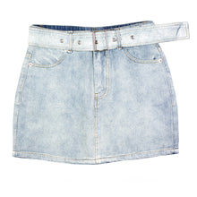 Load image into Gallery viewer, Wells Denim Skirt