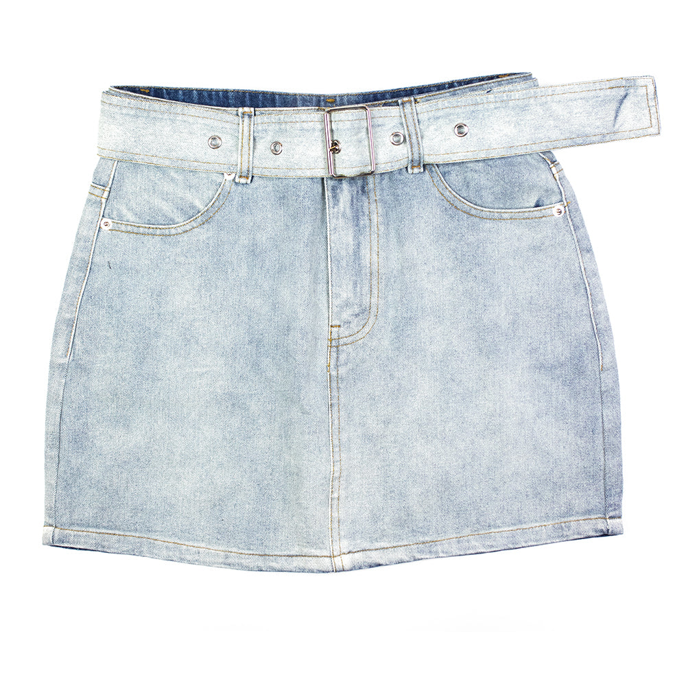 Wells Denim Skirt