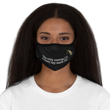 Picmonic Corona Fitted Face Mask