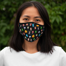 Picmonic Character Fitted Face Mask