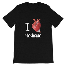 I Heart Medicine Short-Sleeve Unisex T-Shirt