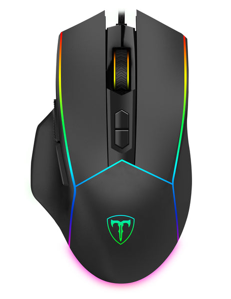 T-DAGGER Camaro T-TGM306 RGB Backlighting Gaming Mouse