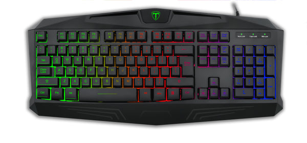 T-DAGGER Tanker Rainbow T-TGK106 Gaming Keyboard