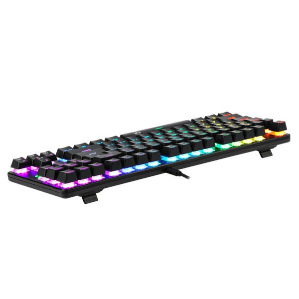 T-DAGGER Bora T-TGK315 Gaming Mechanical Keyboard RGB Backlighting