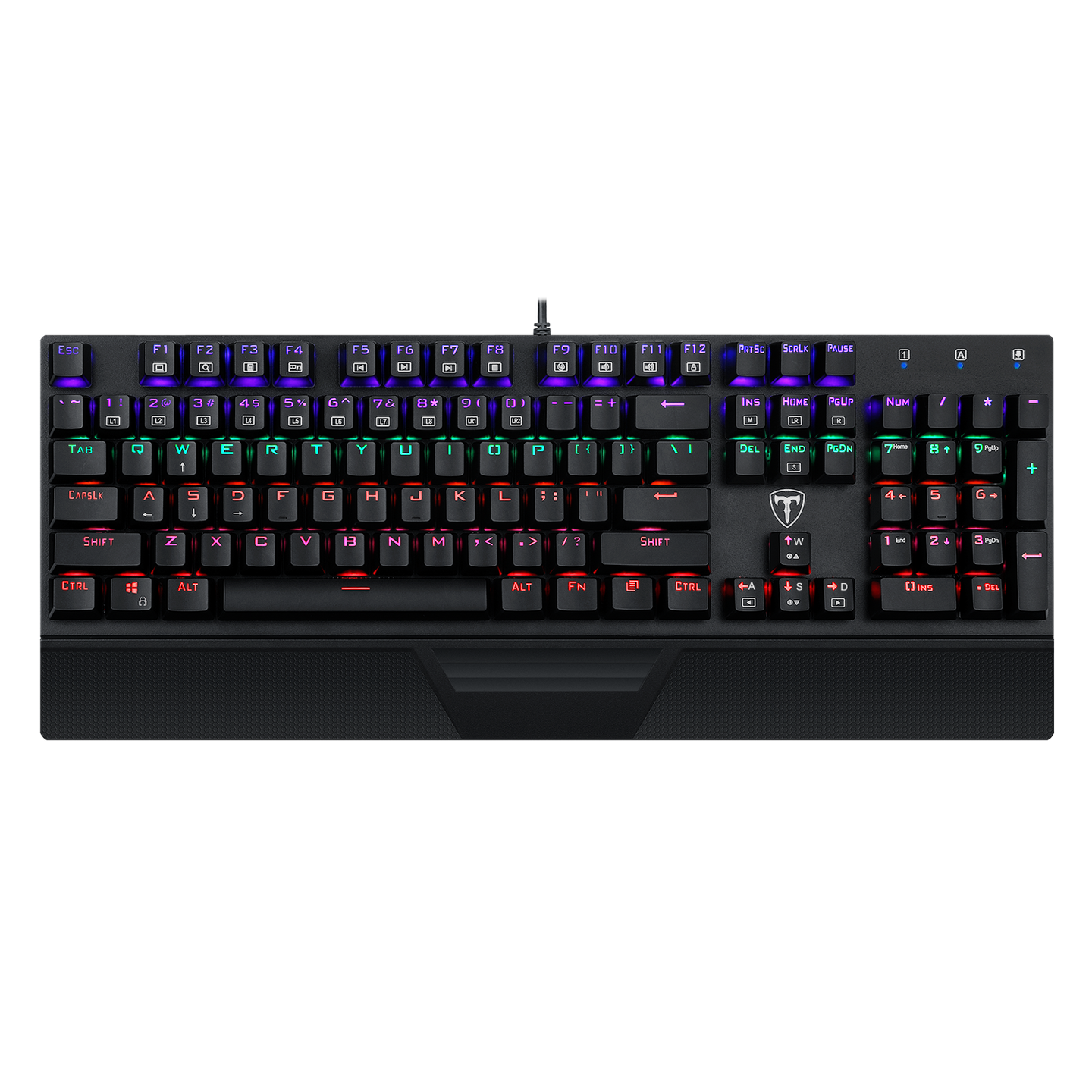 T-DAGGER Destroyer T-TGK305 Gaming Mechanical Keyboard
