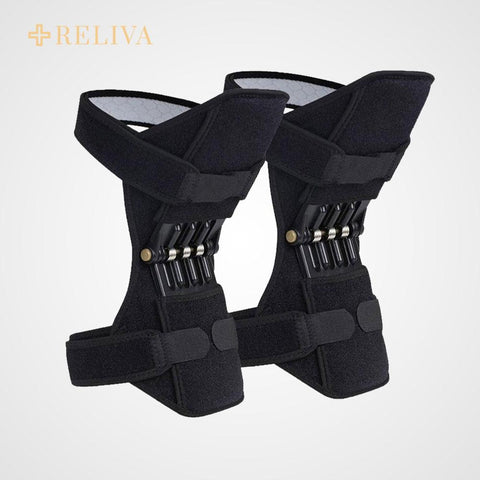 RELIVA™ PowerKnee rebound spring force knee booster