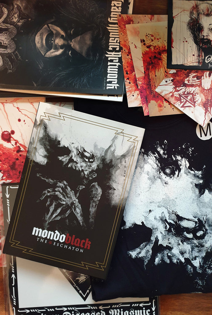 Mondo Black, The Eschaton Box Set