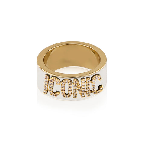 ICONIC Statement Ring