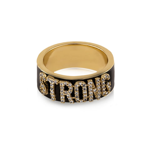 STRONG Statement Ring