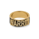 WARRIOR STATEMENT RING