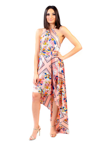 ST TROPEZ HI-LO DRESS
