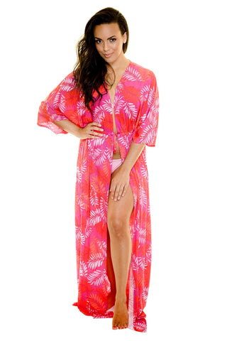 HAVANA ROBE COVER UP