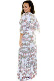 EAST HAMPTON MAXI DRESS