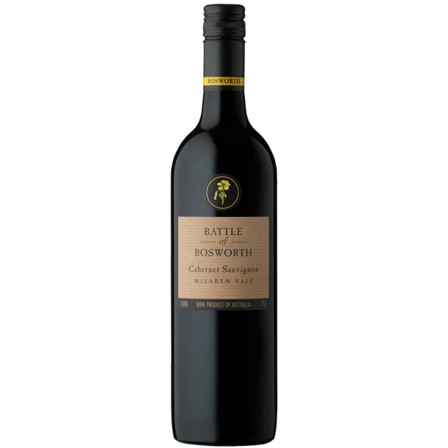 Battle of Bosworth Organic Cabernet Sauvignon 2016