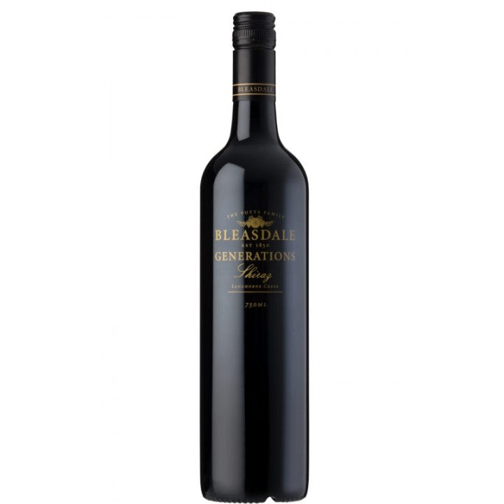 Bleasdale Generations Langhorne Creek Shiraz 2017