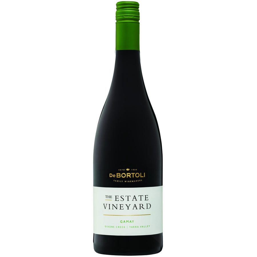 De Bortoli Estate Vineyard Yarra Valley Gamay 2018